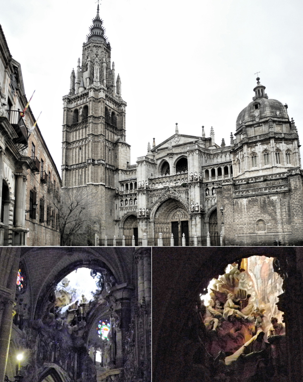 Toledo Spain Cathedral