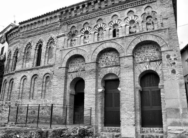 Toledo Spain Mosque