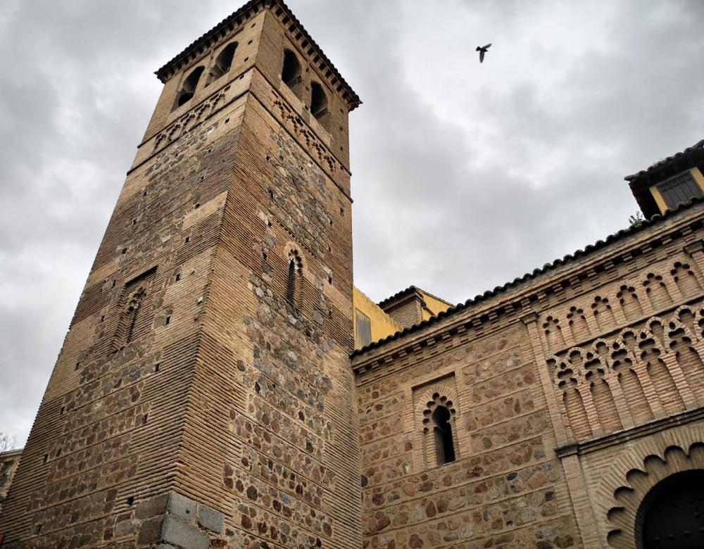Toledo Spain Tower