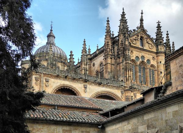 Salamanca Spain University