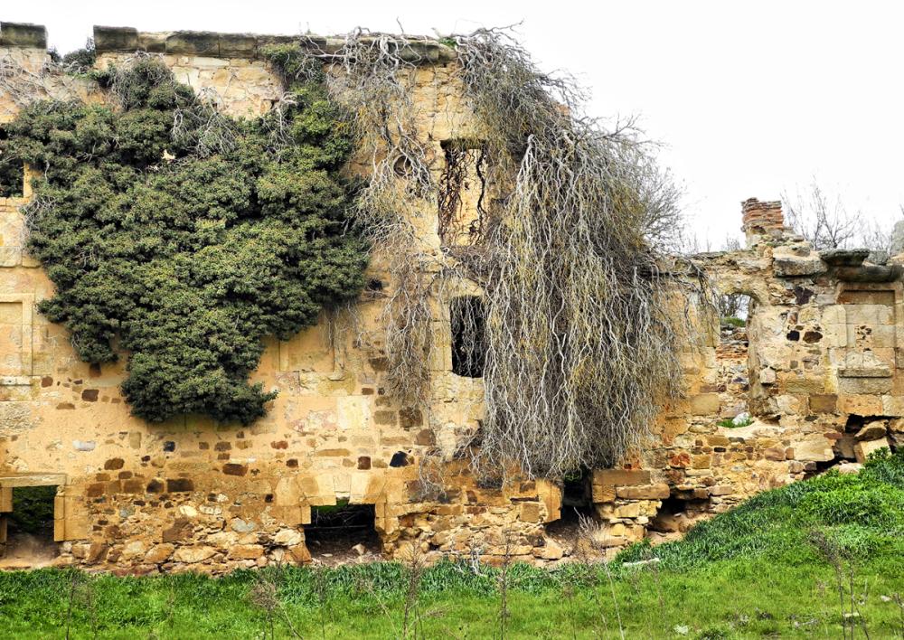 Moreruela Spain Ruins