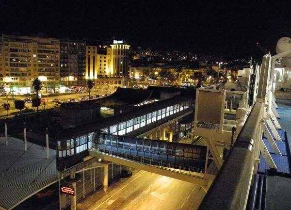 Santander Port Spain