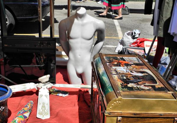 Nerja market Andalusia Spain