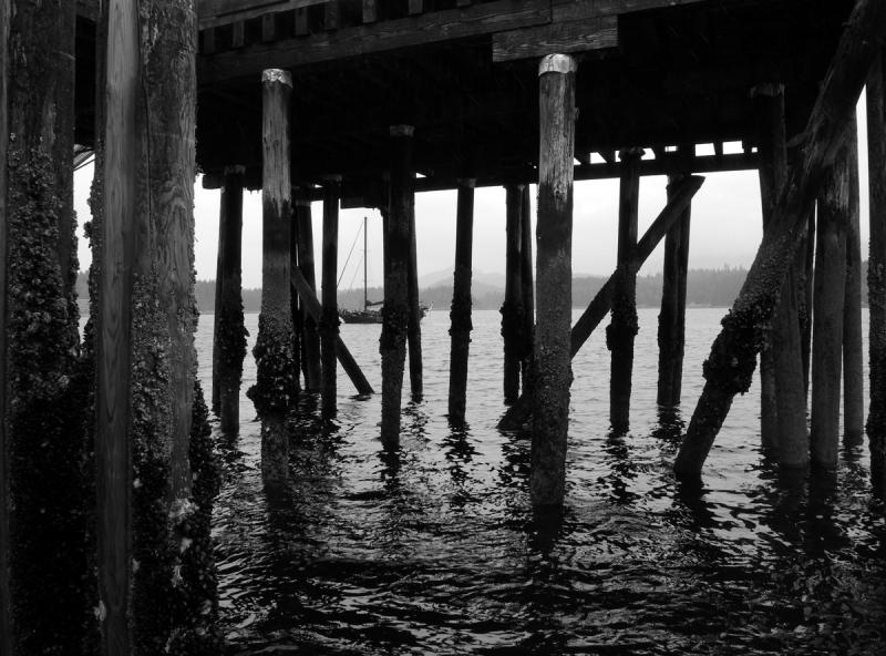 Dock Cortez BC Canada