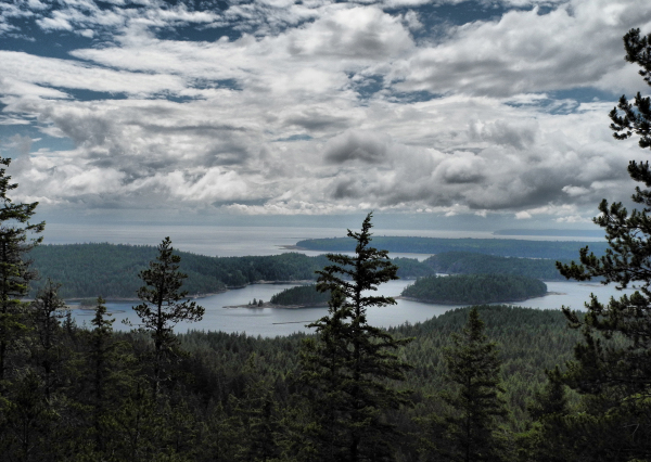 Cortez BC Canada Green Mountain