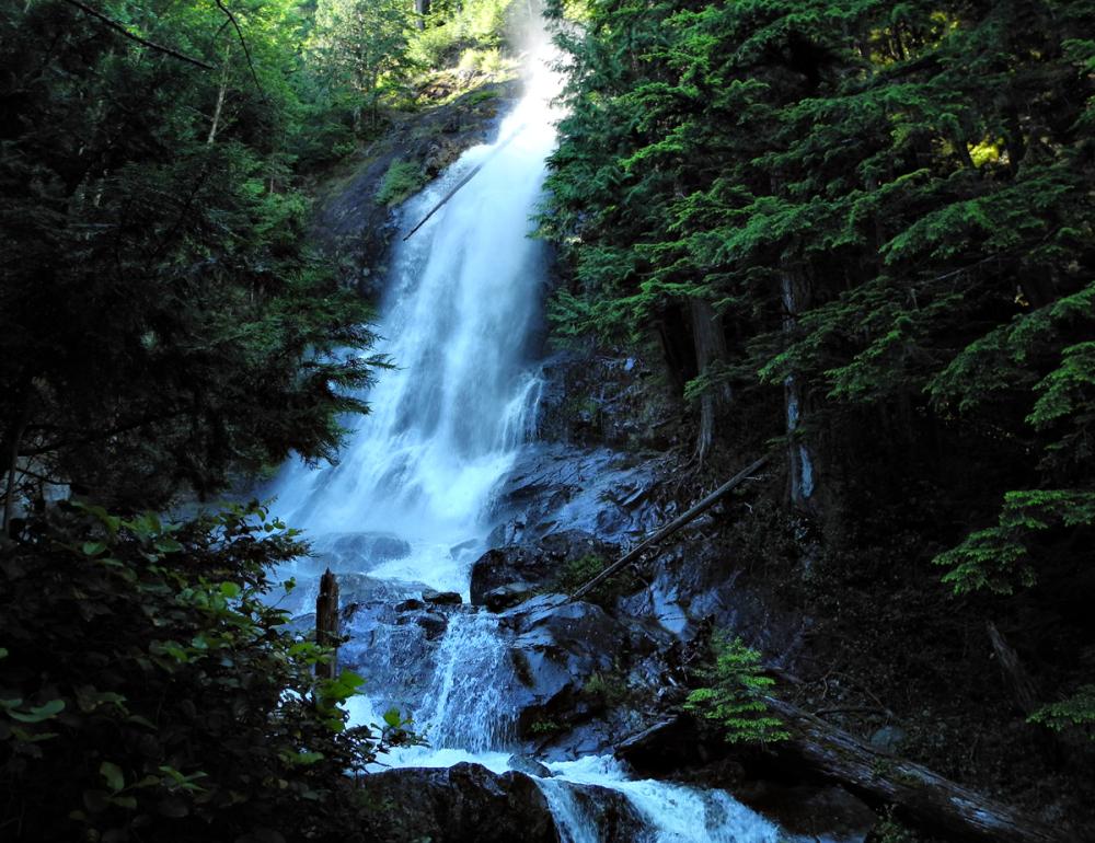 Toba Inlet BC Canada