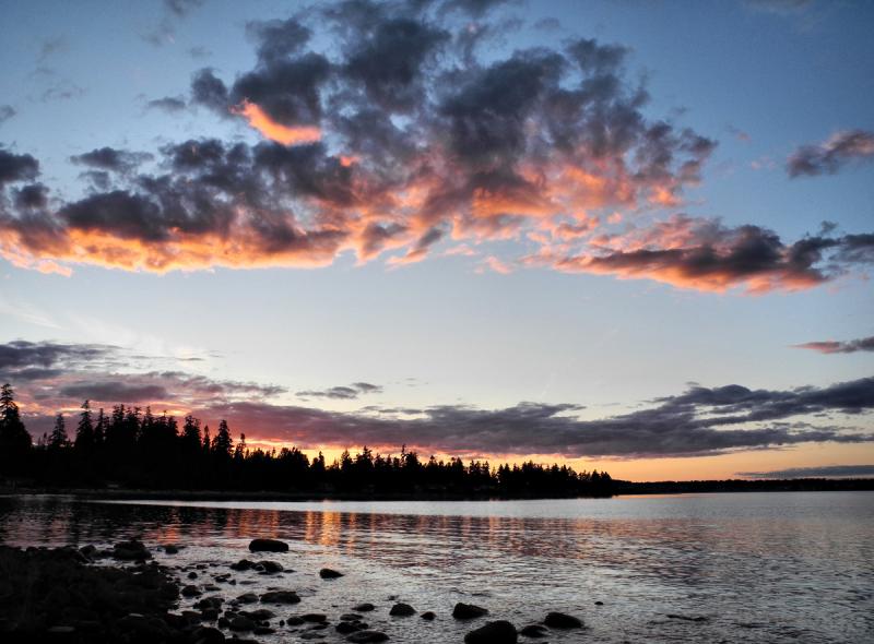 Comox Vancouver Island BC Canada