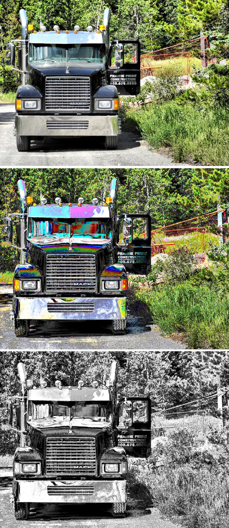 Truck BC Canada