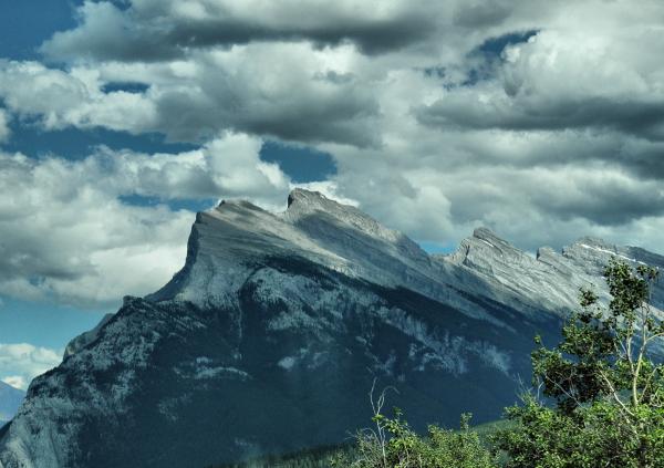 Mountains  BC Canada