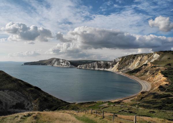 Tyneham Dorset UK