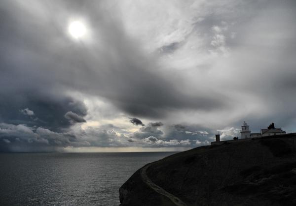 Anvil Point Durlston Head Dorset UK