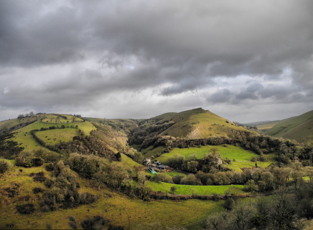 Wertton Peak District UK