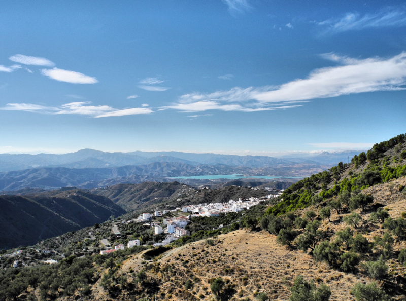 Alamanchares Axarquia Andalusia Spain