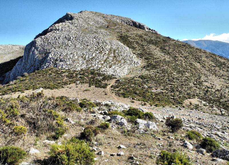 Zafarraya Axarquia Andalusia Spain