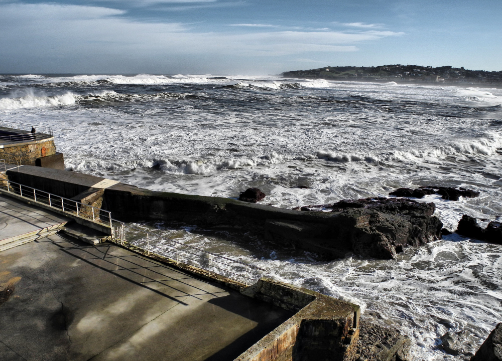 Surf Gijon Spain