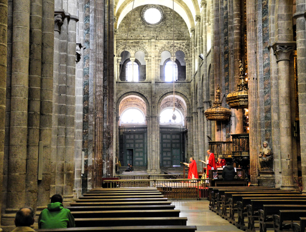 Cathedral Santiago de Compostela Spain