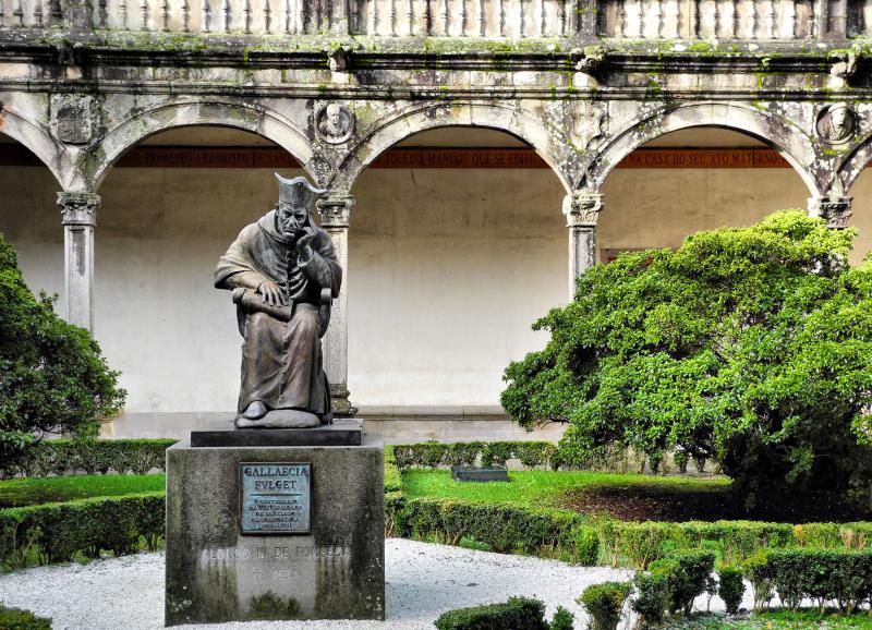 College Santiago de Compostela Spain
