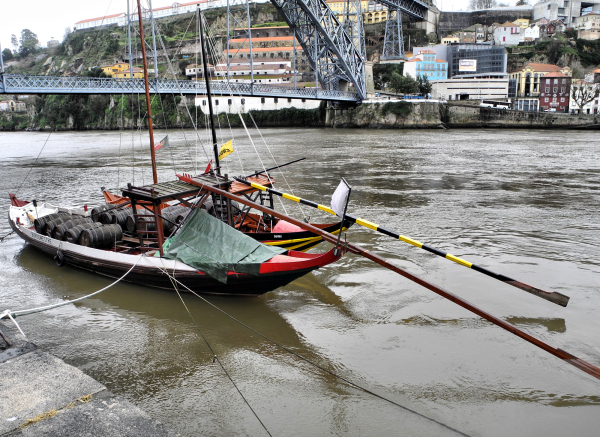 Porto Portugal Boats