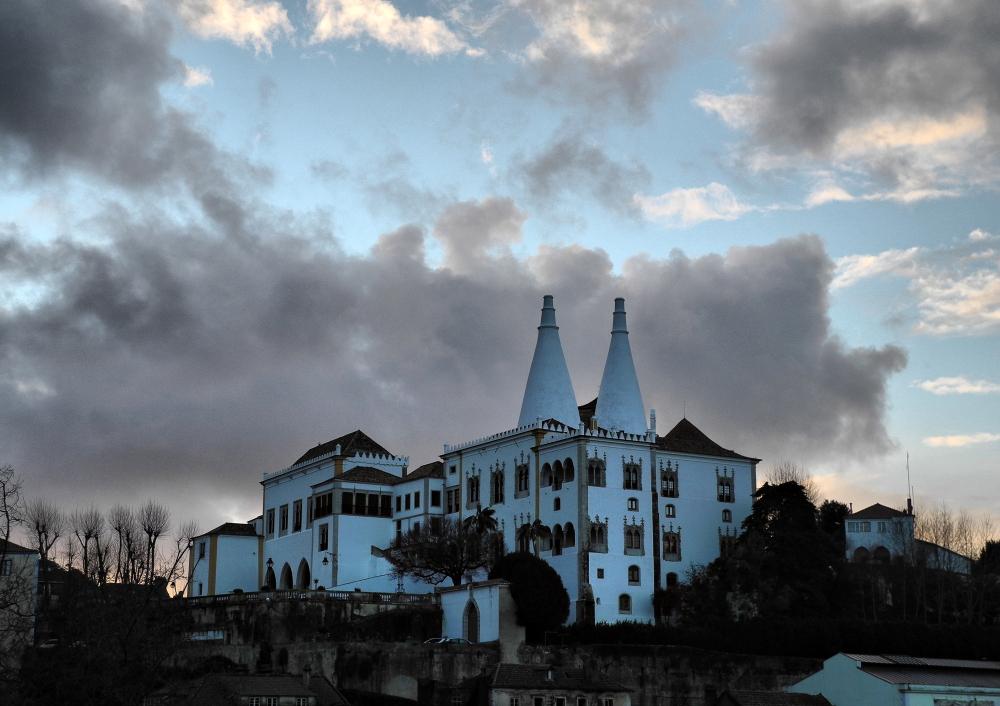 Sintra Palace Portugal