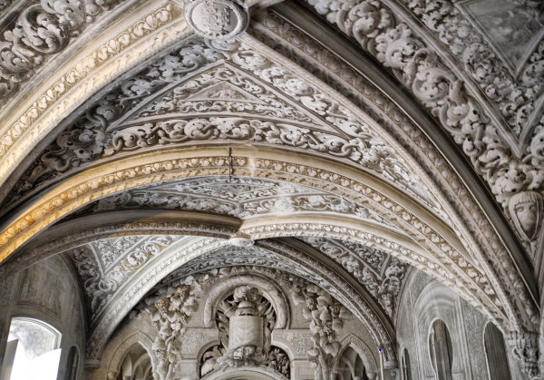 Sintra Pena Palace Portugal