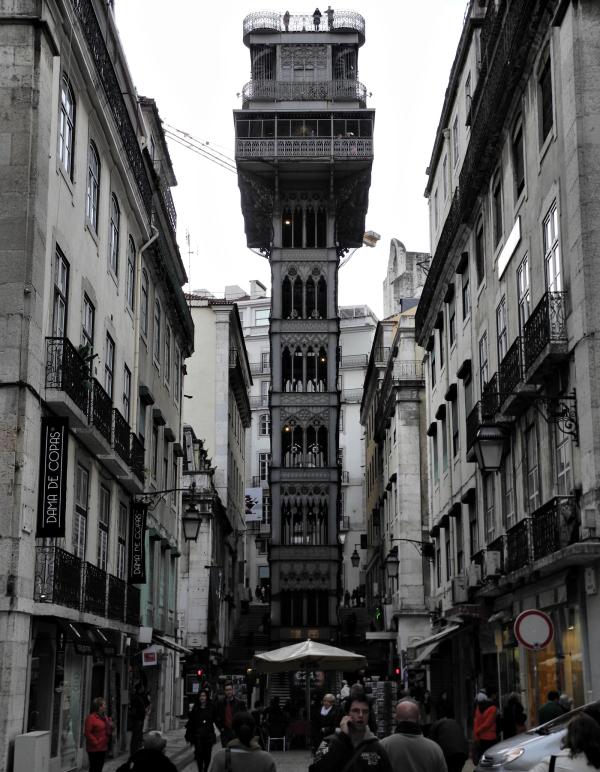 Lisbon Lift Portugal