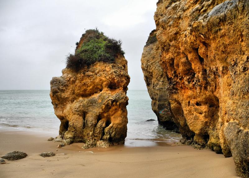 Lagos Grottos Portugal