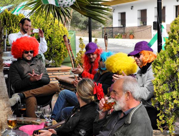 Acapella Comares Spain