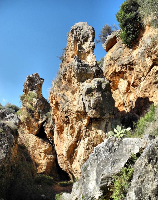 Las Huertas Axarquia Andalusia Spain