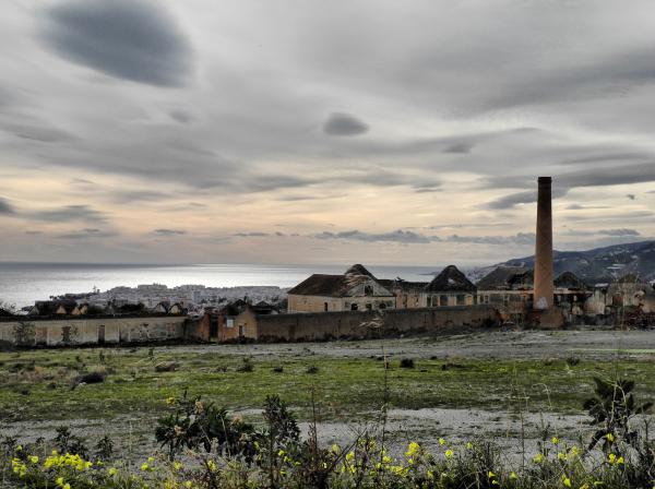 Sugar Mill Maro Axarquia Andalusia Spain