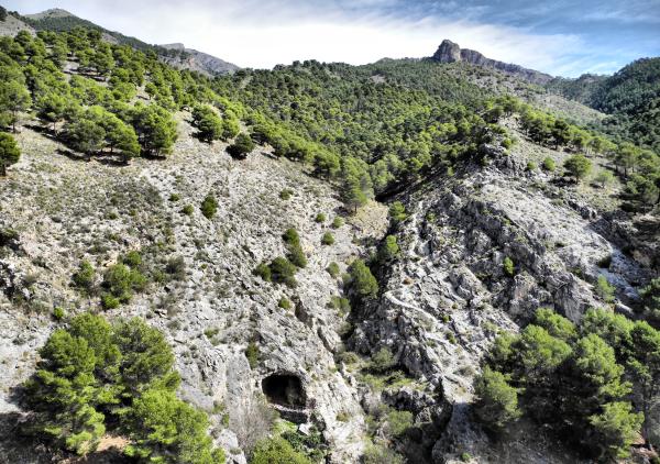 Fajara Axarquia Andalusia Spain