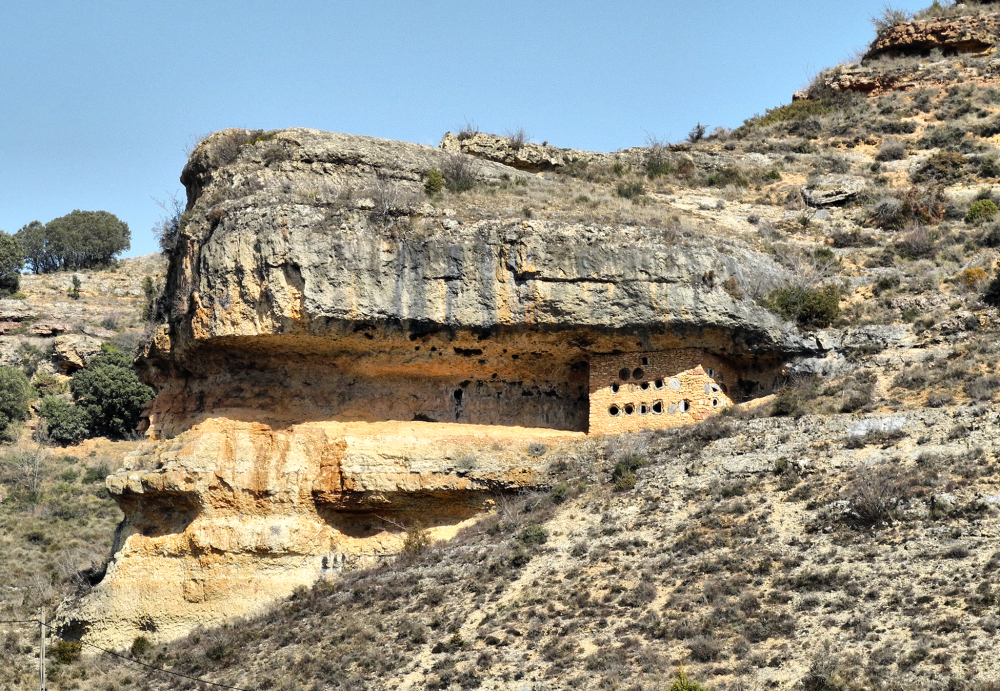 Cave Dwelling Northern Spain