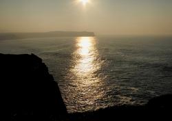 Suances Spain Sunset