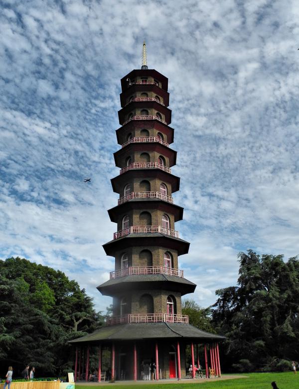 Kew Gardens Pagoda UK