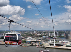 Cable Car London UK