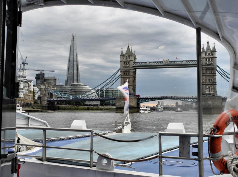 Thames London UK