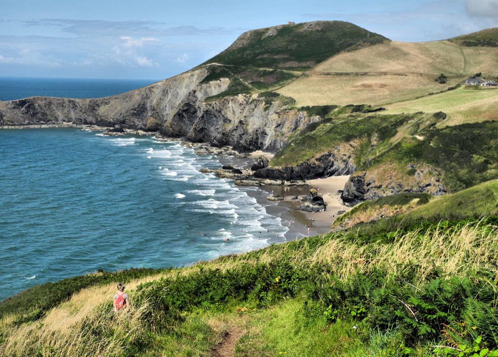 Llangranog Wales