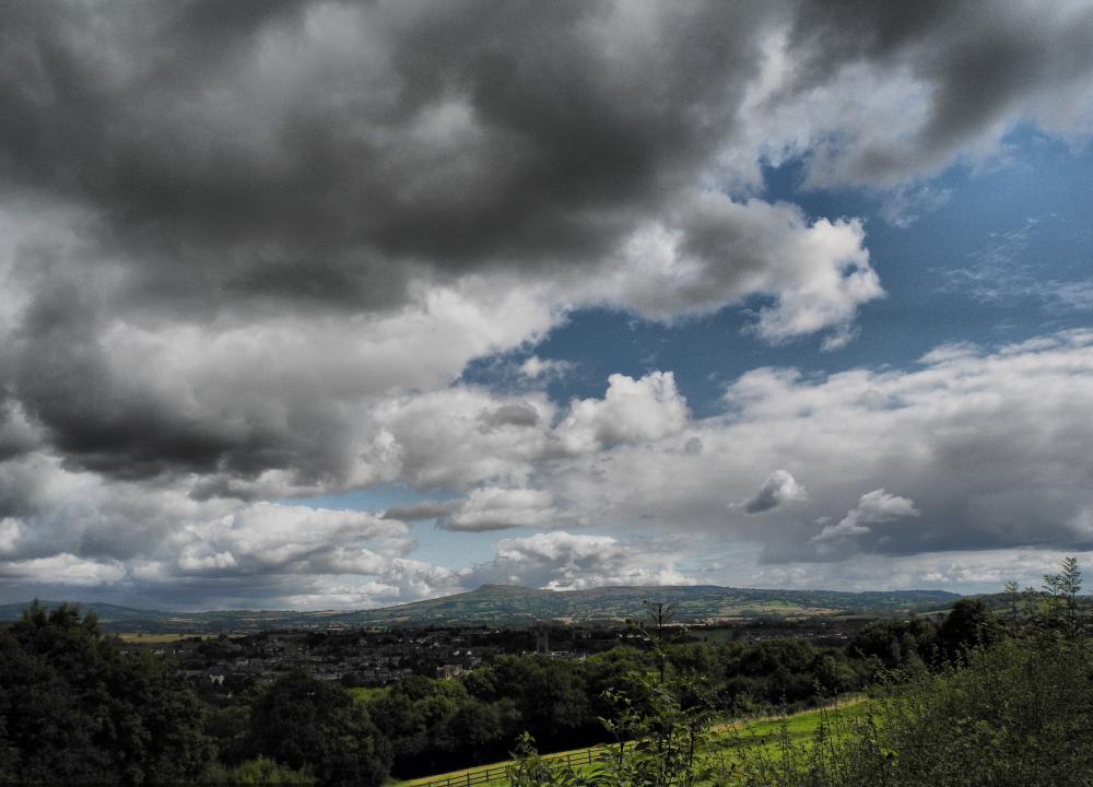 Clee Hill Shropshire UK