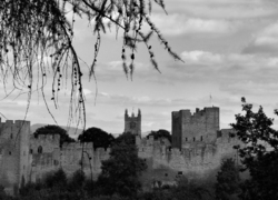 Ludlow Castle Shropshire UK