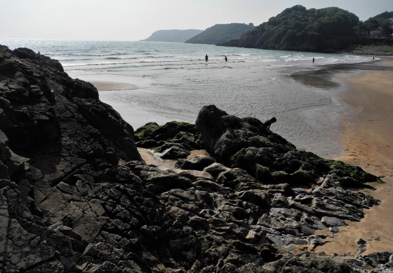 Caswell Gwyr Wales