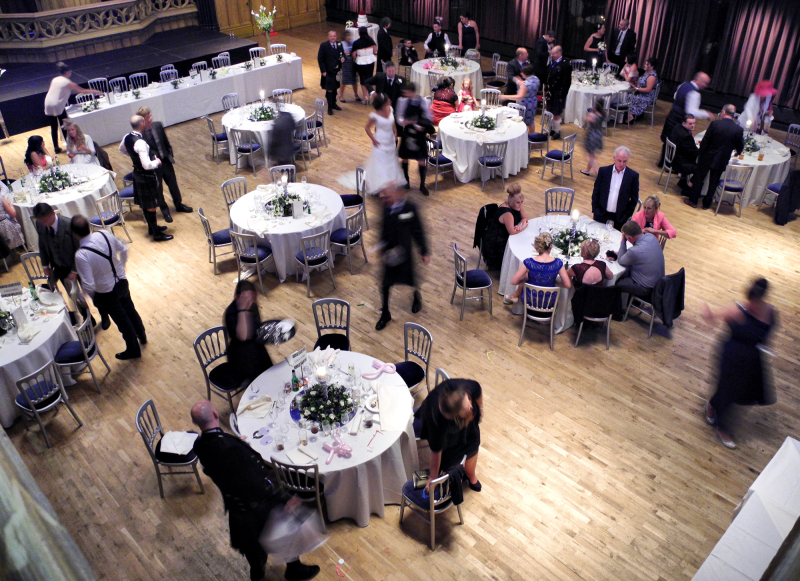 Edinburgh Wedding Reception Hub Scotland UK