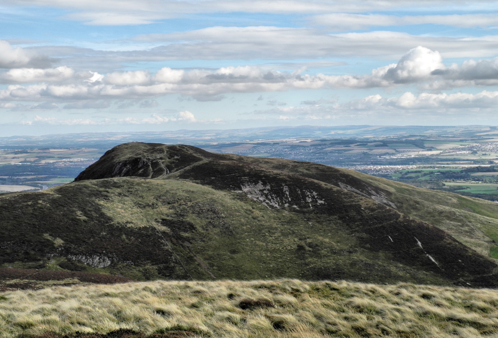 Edinburgh Pentland Hills Scotland UK