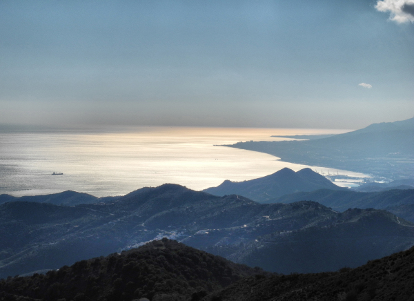 Santo Pitar Axarquia Andalusia Spain