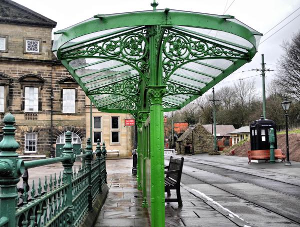 Derbyshire UK Tram Museum