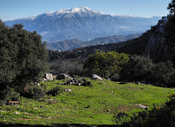 Maroma Comares Axarquia Andalusia Spain