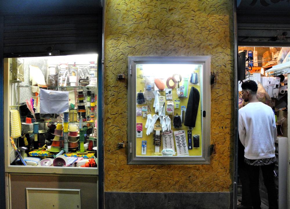 Cadiz Andalusia Spain Tienda