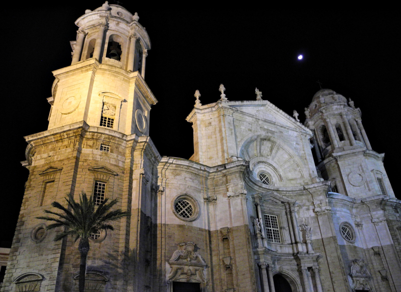 Cadiz Andalusia Spain Cathedral