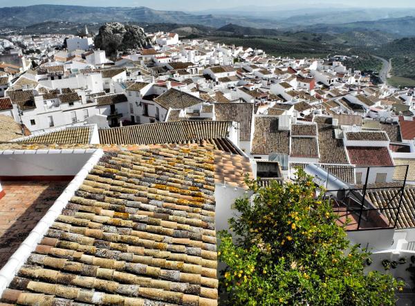Olvira Andalusia Spain