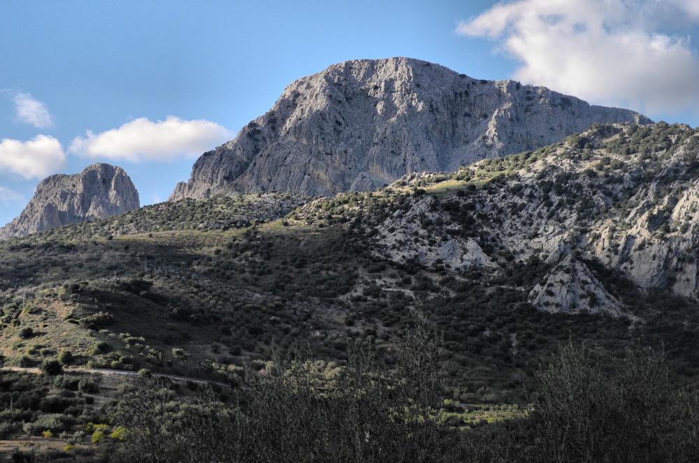 Mondron Axarquia Andalusia Spain