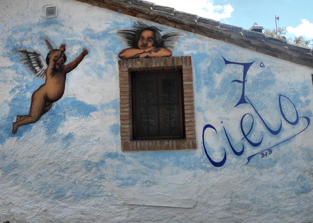 Cielo Axarquia Andalusia Spain