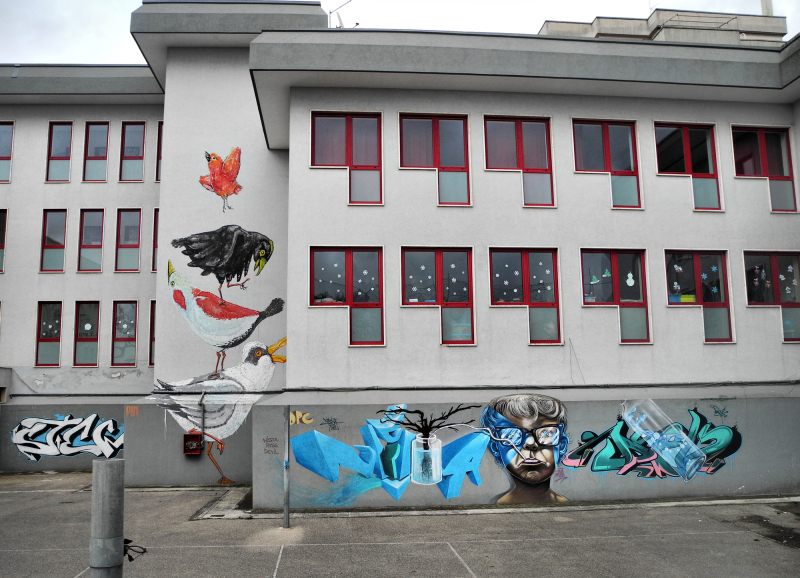 Martina Franca Puglia Italy School